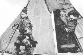 saami mother